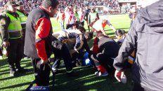 Un árbitro boliviano murió tras sufrir un paro mientras dirigía