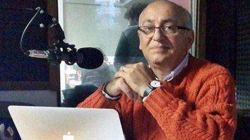 Complicado. Daniel Cacho Viglione, el periodista económico.