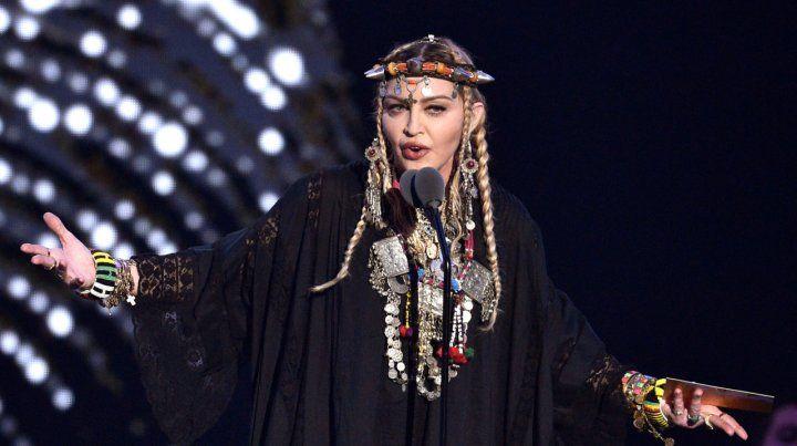 Madonna fue cuestionada en Israel