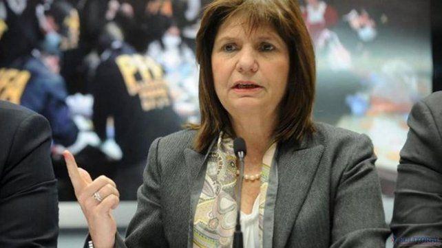 Bullrich dijo que la falsa amenaza a la familia de Stornelli es un mensaje mafioso