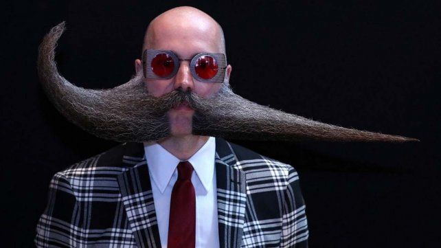 Torneo mundial de barbas y bigotes 2019