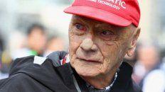 Niki Lauda, leyenda de la Fórmula Uno, falleció a los 70 años.