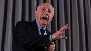 Definición. El gobierno y Cristina Kirchner son la grieta. Nosotros, la antigrieta, aseveró Roberto Lavagna.