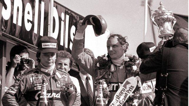 Niki Lauda, su vida en imágenes