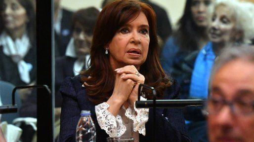 Cristina enfrenta su primer juicio oral por corrupción en la obra pública
