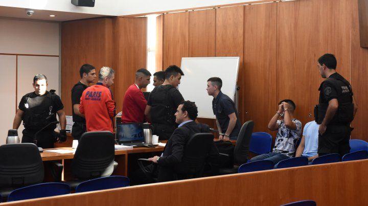 El juicio a la banda se inició en marzo pasado.
