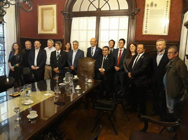 Tras un acuerdo, Bartolacci será el nuevo rector de la Universidad Nacional de Rosario
