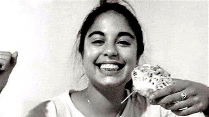 Micaela. Estudiaba Educación Física y militaba en el Movimiento Evita.