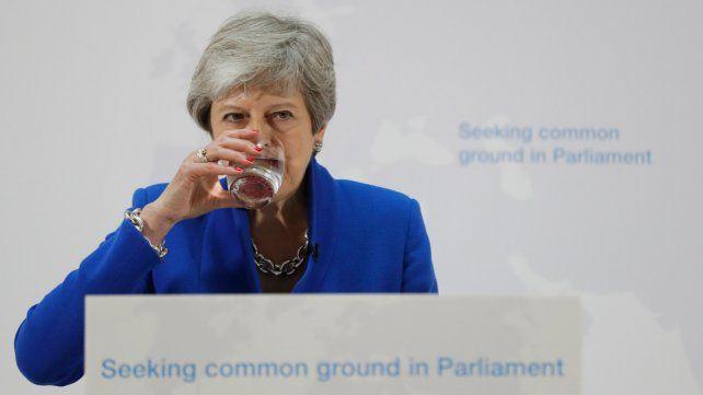 May ofrece un segundo referendo sobre el Brexit a cambio de un acuerdo