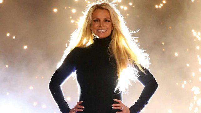 Britney Spears planea volver a los escenarios