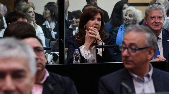Causa vialidad. Es el primer juicio oral que enfrenta la ex presidenta.