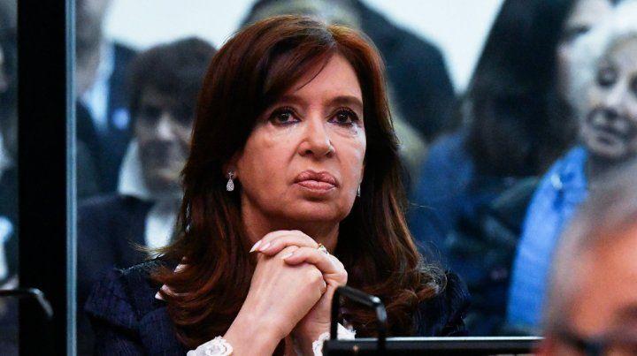 CFK: Este es un nuevo acto de persecución política