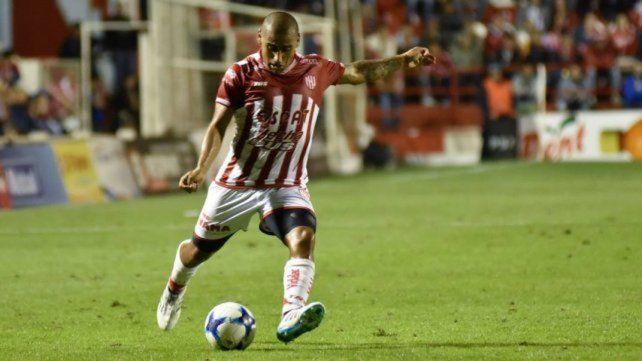 Al pie. Diego Zabala tiene un año más de contrato en Unión