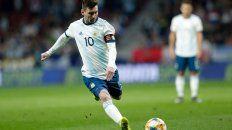 El mejor. Messi será la gran atracción de la Copa América de Brasil. El 10 del Barsa buscará su primer título en mayores con la albiceleste.