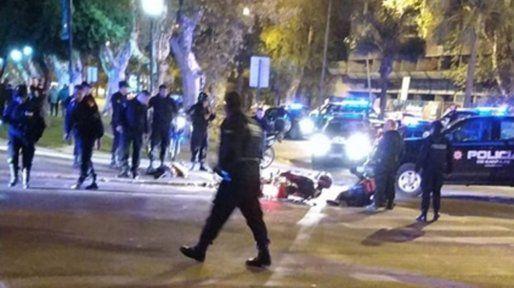 27 de Febrero y Buenos Aires, el lugar donde ocurrió el tiroteo.