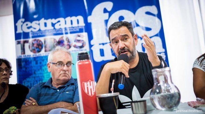 La Festram adhiere al paro del 29 dispuesto por la CGT