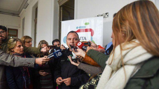 Marciani pidió a través de los medios que la víctima del asalto se presente a declarar.