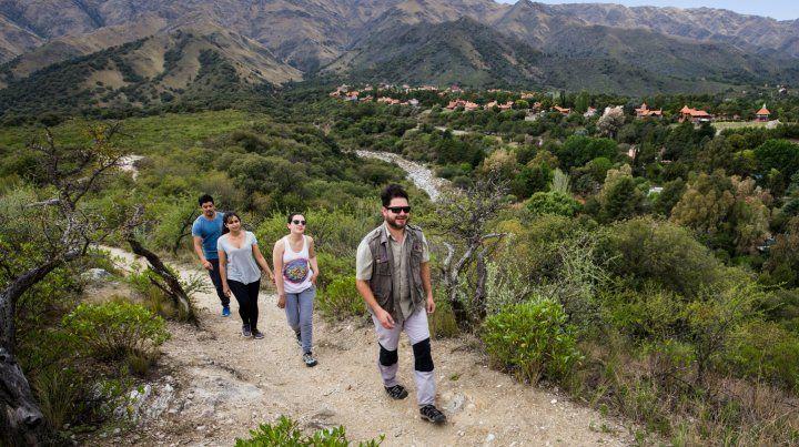 ¿Por qué Villa de Merlo tiene el tercer microclima del mundo?