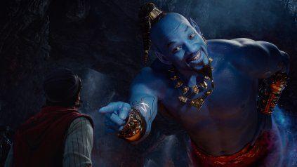 Aladdin regresa con actores al cine