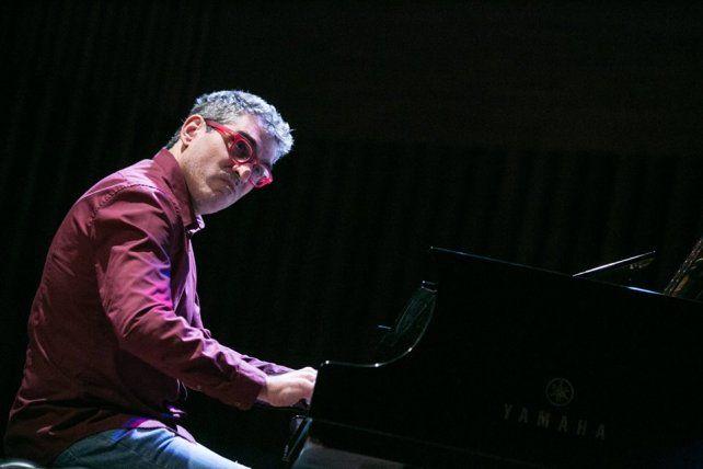 Ernesto Jodos, con el foco puesto en un jazz volado