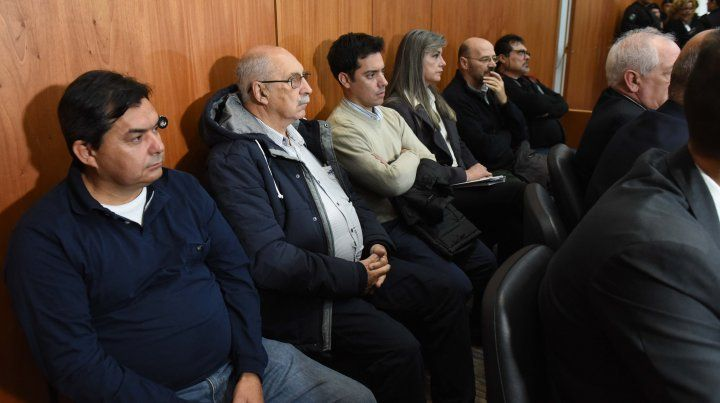 El gremio respaldó a los tres inspectores de Litoral Gas imputados en la causa