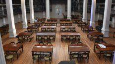 Reabre hoy sus puertas la Biblioteca Argentina