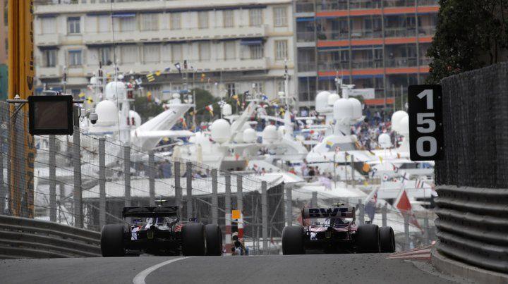 Mónaco se prepara para recibir a la Fórmula 1