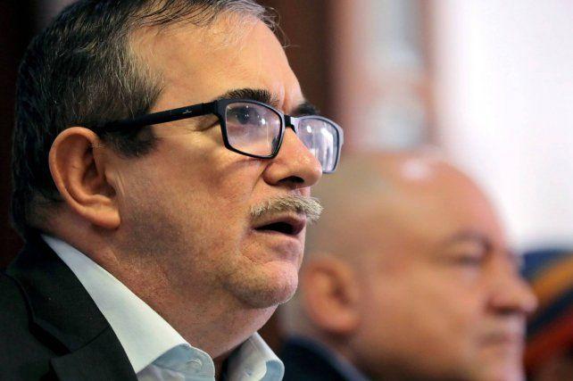 El ex comandante Iván Márquez