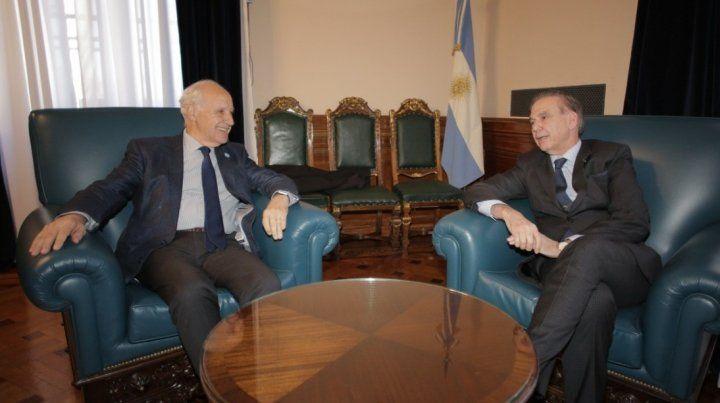 Lavagna aseguró que no hubo ruptura con Alternativa Federal