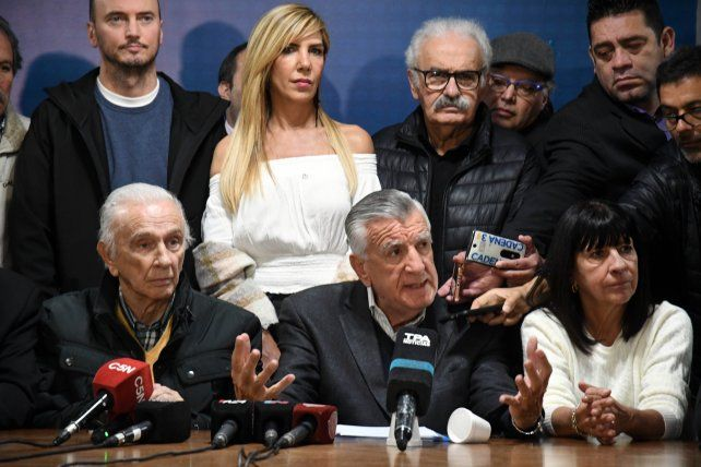 El PJ convoca a un frente electoral para derrotar a Macri