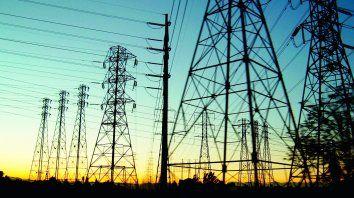 La demanda de energía eléctrica al nivel más bajo desde 2013