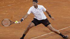 Roland Garros: Del Potro, no la tiene tan sencilla