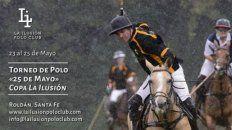 Polo: El torneo la Ilusión se  juega en la región