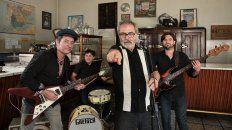 El último blues. Echarte, Barberis, Caburo y Castaño son Caburoblus.