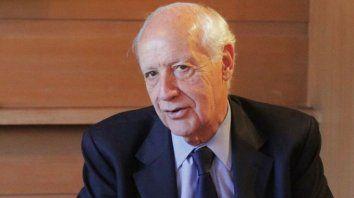 Ex ministro. Lavagna confirmó su candidatura, por ahora, por fuera de Alternativa Federal.