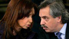 El binomio AF-CFK se estrena en un acto en Merlo