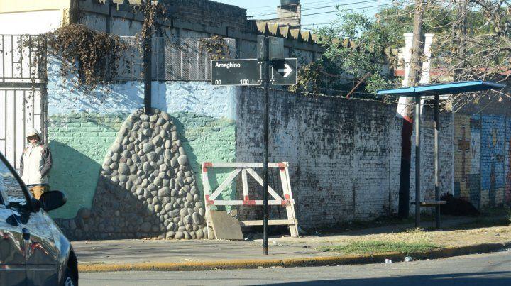 Tablada. El crimen ocurrió en Ameghino y Necochea el jueves a las 22.