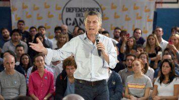 Macri promueve encuentros donde baja línea sobre mensajes de campaña.