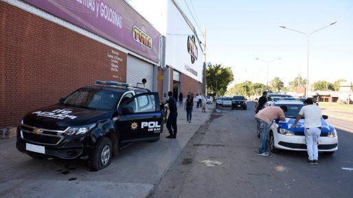 Origen. El robo a Galletitería Tyna, en marzo de 2017, fue el inicio de la investigación al grupo de Los Romero.