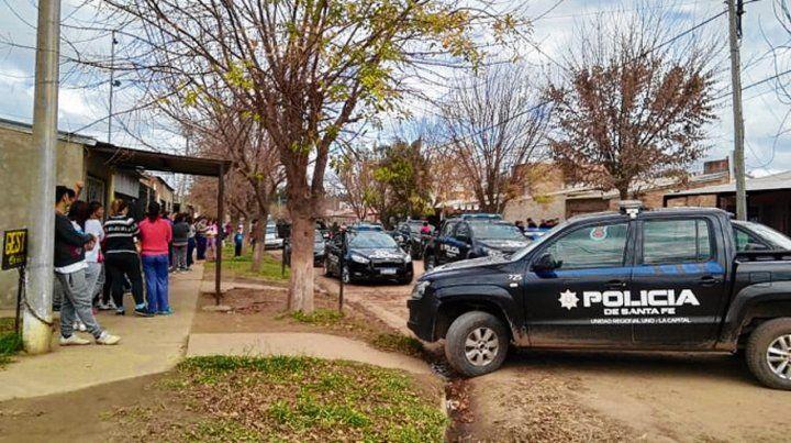 Santa Fe. Una mujer dijo al 911 que su hermano le confesó los crímenes..