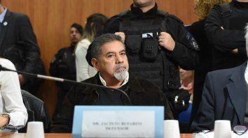 Matriculado. Carlos García, el gasista que intentó cambiar el regulador de gas el día en que explotó el edificio en Salta 2141, el 6 de agosto de 2013.