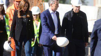 El primer mandatario criticó ayer, sin mencionarla, a CFK.