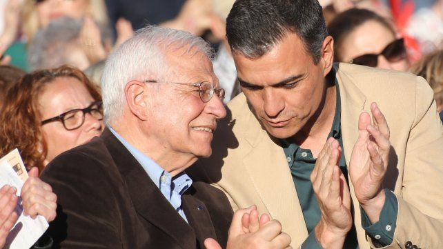 Felices. Josep Borrell