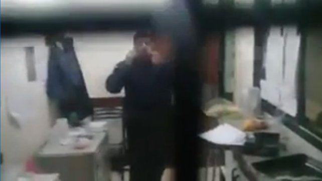Una mujer fue detenida por agredir a médicos del Hospital Gamen