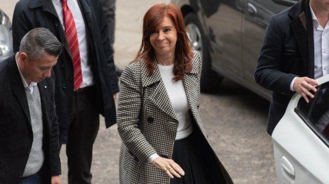 CFK avisó que no irá al juicio por obra pública