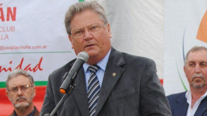 El vicegobernador de Santa Fe fue sumamente crítico con la alianza nacional del radicalismo con Cambiemos.
