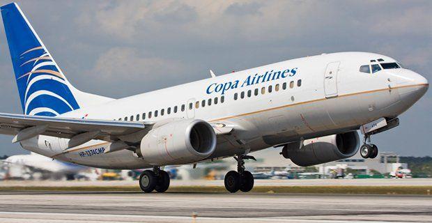 Copa Airlines reprograma los vuelos de mañana, pasado y el jueves