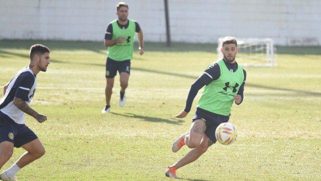 Pedido oficial. Barbieri tuvo un aceptable semestre y el técnico Diego Cocca solicitó retenerlo.