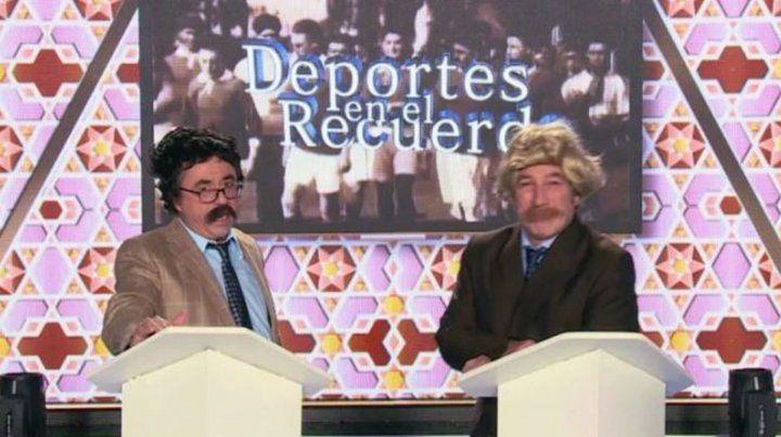 Desopilante regreso de Pachu y Pablo con humor a ShowMatch