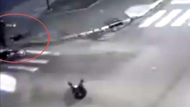 Apareció la supuesta víctima de la pareja muerta por balas policiales en parque Yrigoyen
